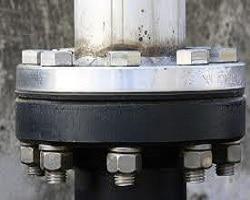 فلنج فولادی -