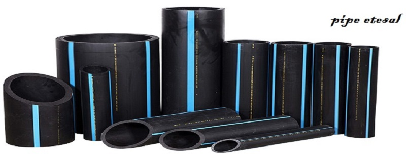 انواع لوله پلی اتیلن - قیمت لوله پلی اتیلن